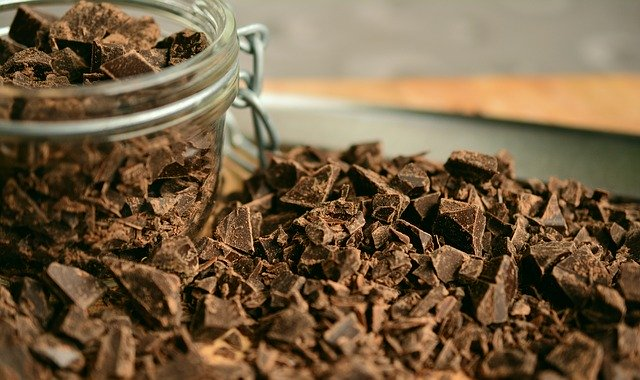 How long does chocolate last in the fridge?