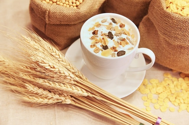 5 cereal grains and their shelf life