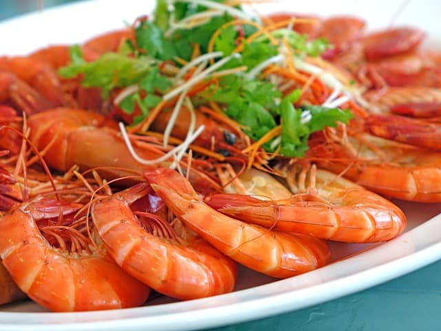 10 examples of shelled seafood