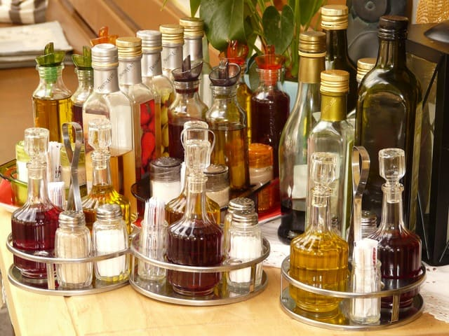 8 familiar vinegar types