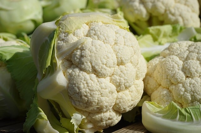 How long does cauliflower last