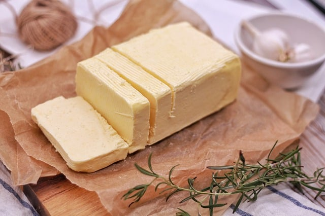 How long does butter last