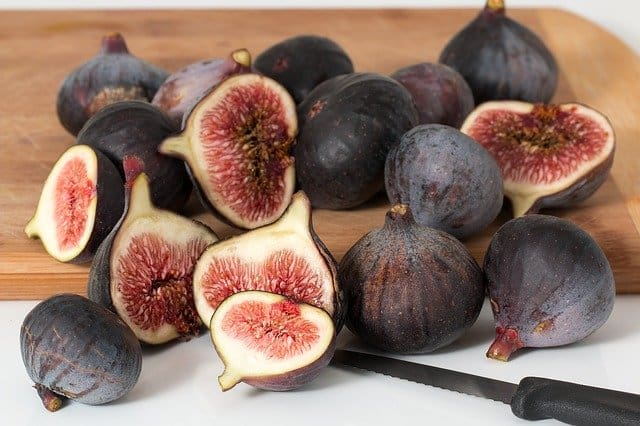 Are figs shelf stable?