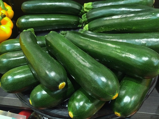 how long does zucchini last