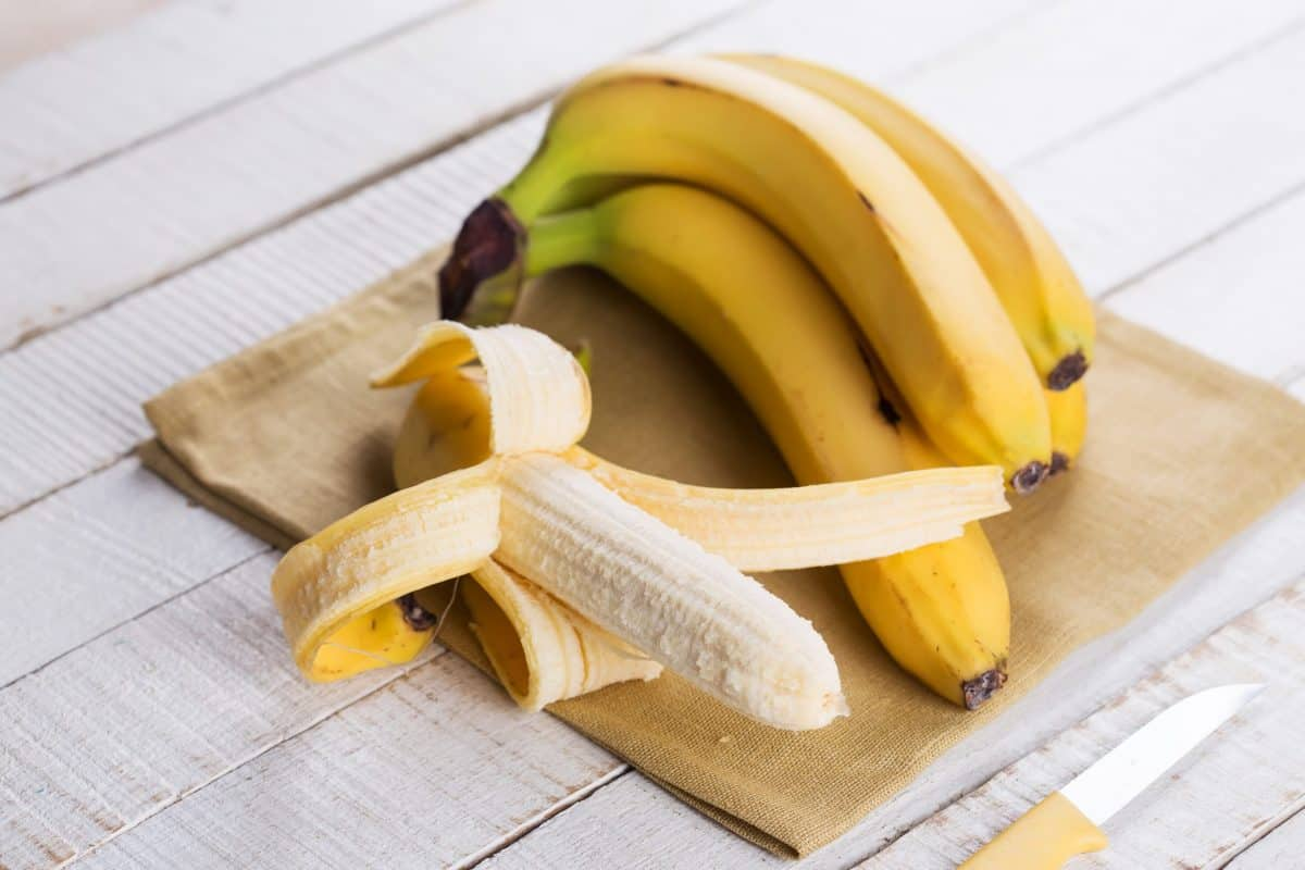 How to store bananas